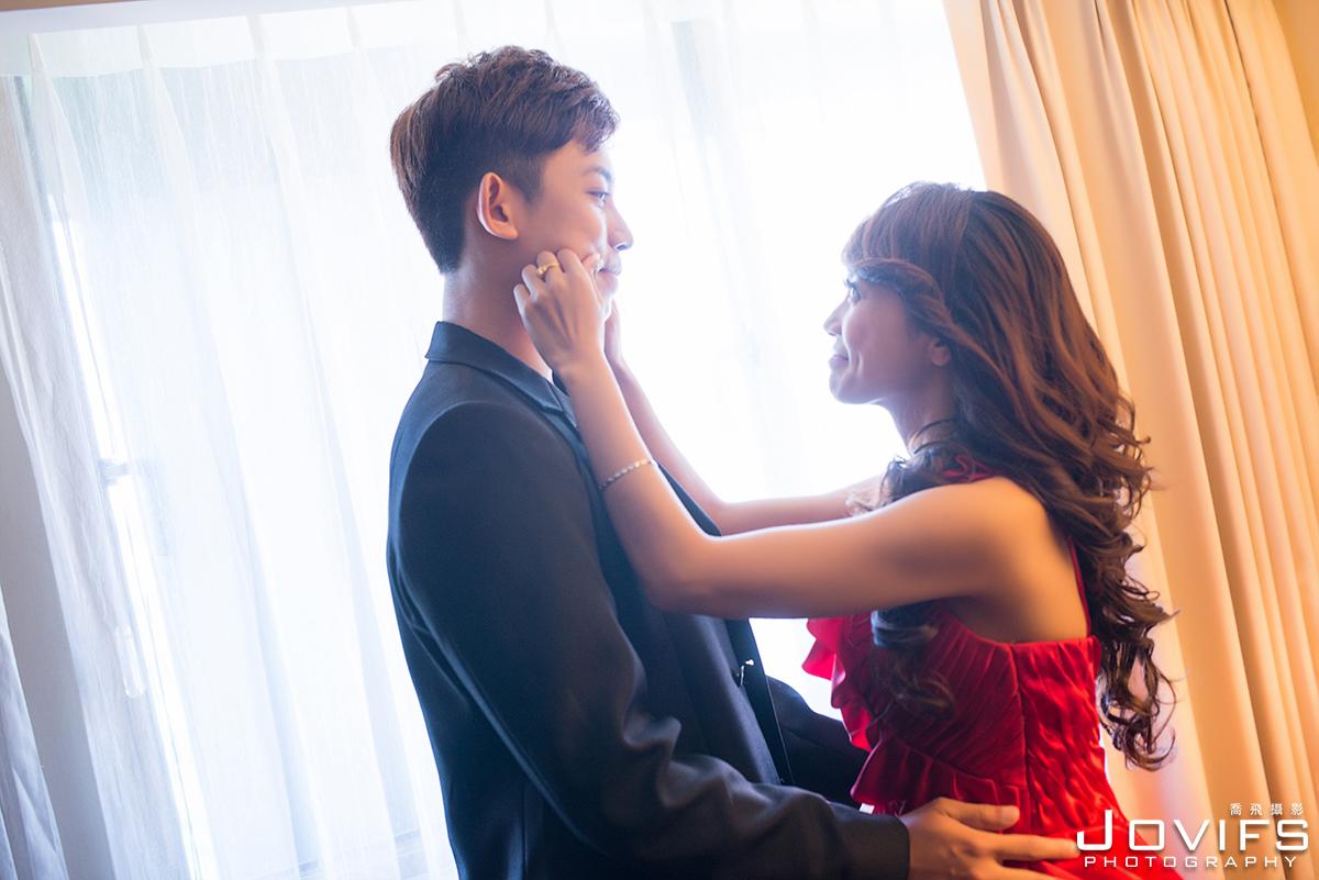 『高雄婚禮紀錄』 牧樺&曉婓 婚攝@翰品酒店 雲廳