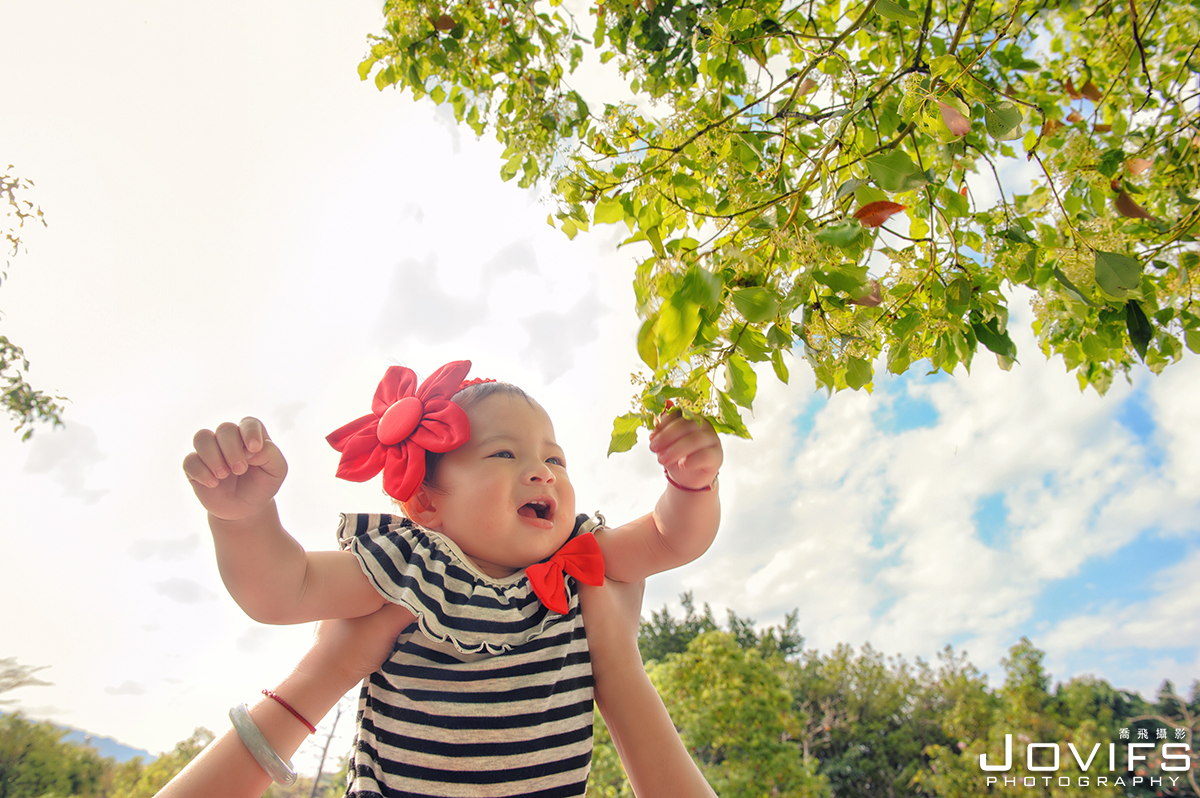 Jovifs 喬飛攝影, 親子寫真, 高雄親子攝影, 高雄新生兒嬰兒拍攝, 高雄週歲紀念親子寫真,高雄柴山