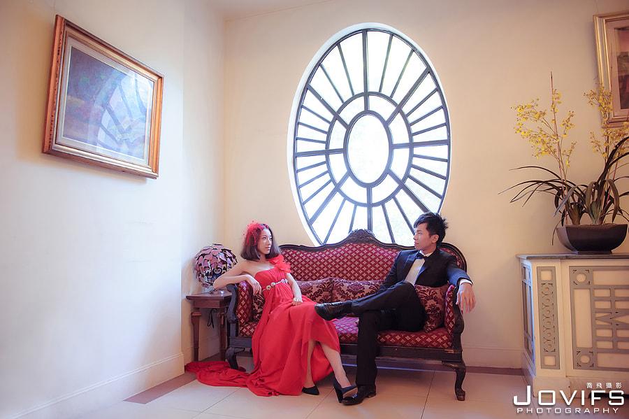 2-5『高雄自助婚紗』 聿軒&幸芳@法國宮廷風格唯美婚紗