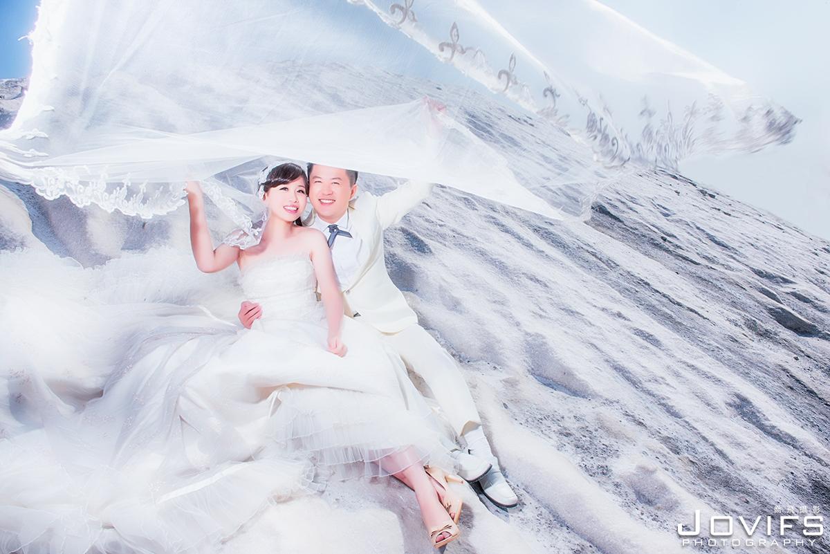 Jovifs 喬飛攝影, PREWEDDING, 唯美婚紗, 特殊風格婚紗, 自主婚紗, 台南婚紗攝影,台南自助婚紗,白紗造型,軍裝造型,粉色禮服造型,台南北門遊客中心-水晶教堂,台南鹽山