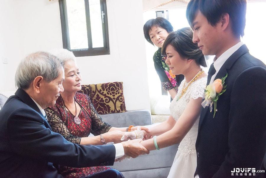 1-17『高雄婚禮紀錄』 政融&文馨 婚攝@台南擔仔麵