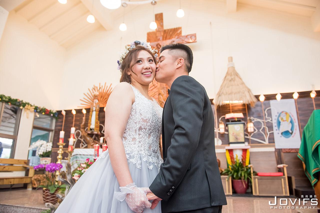 Jovifs,喬飛攝影,婚攝,婚禮紀錄,教堂婚禮,屏東,宗澔,喬飛