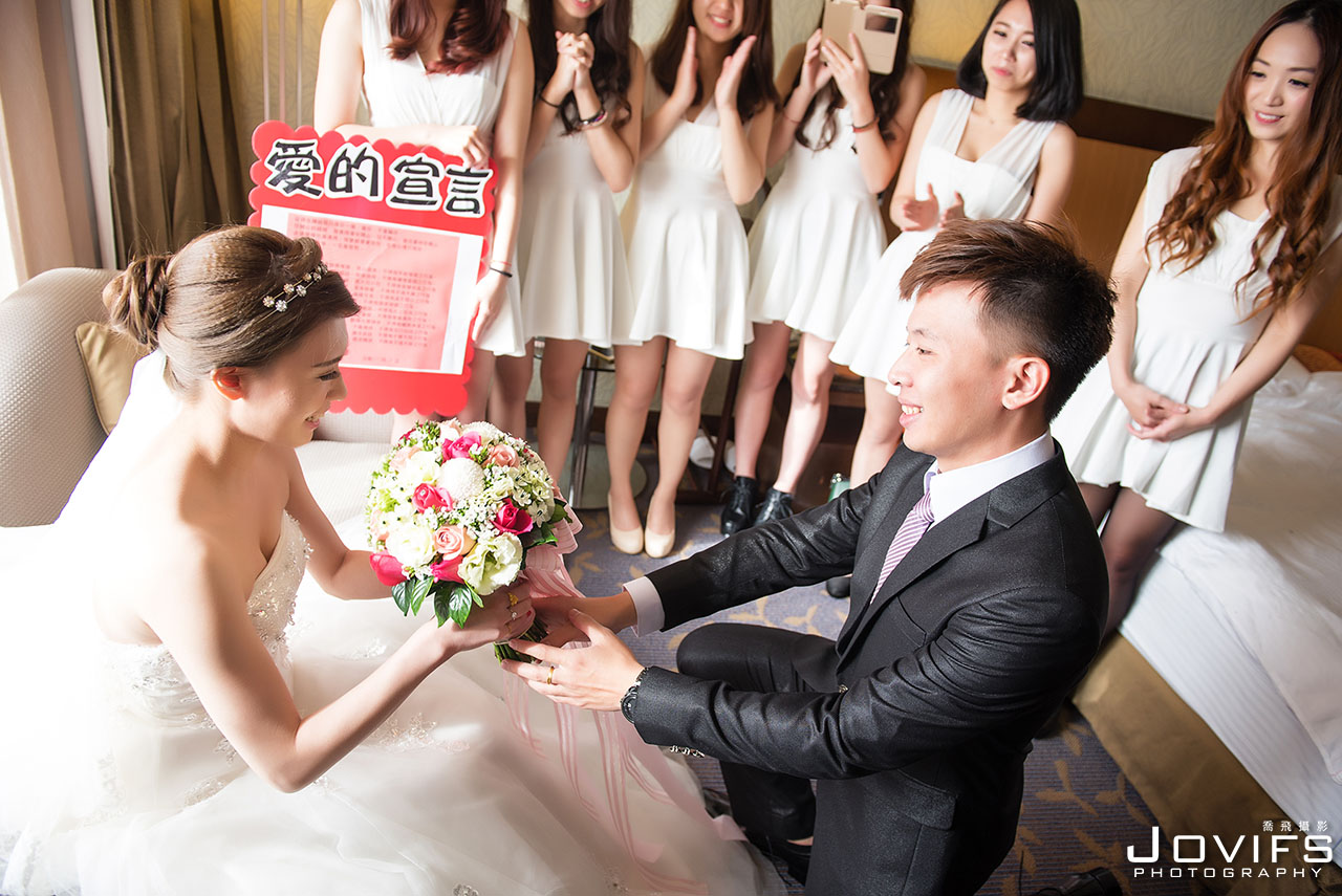 Jovifs,喬飛攝影,婚攝,婚禮紀錄,台南,台糖長榮酒店