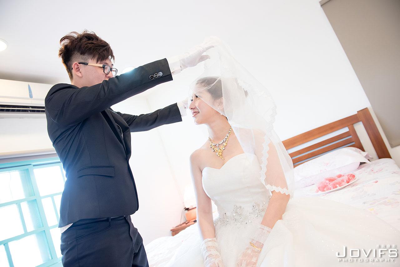 Jovifs,喬飛攝影,婚攝,婚禮紀錄,台南,自家喜宴