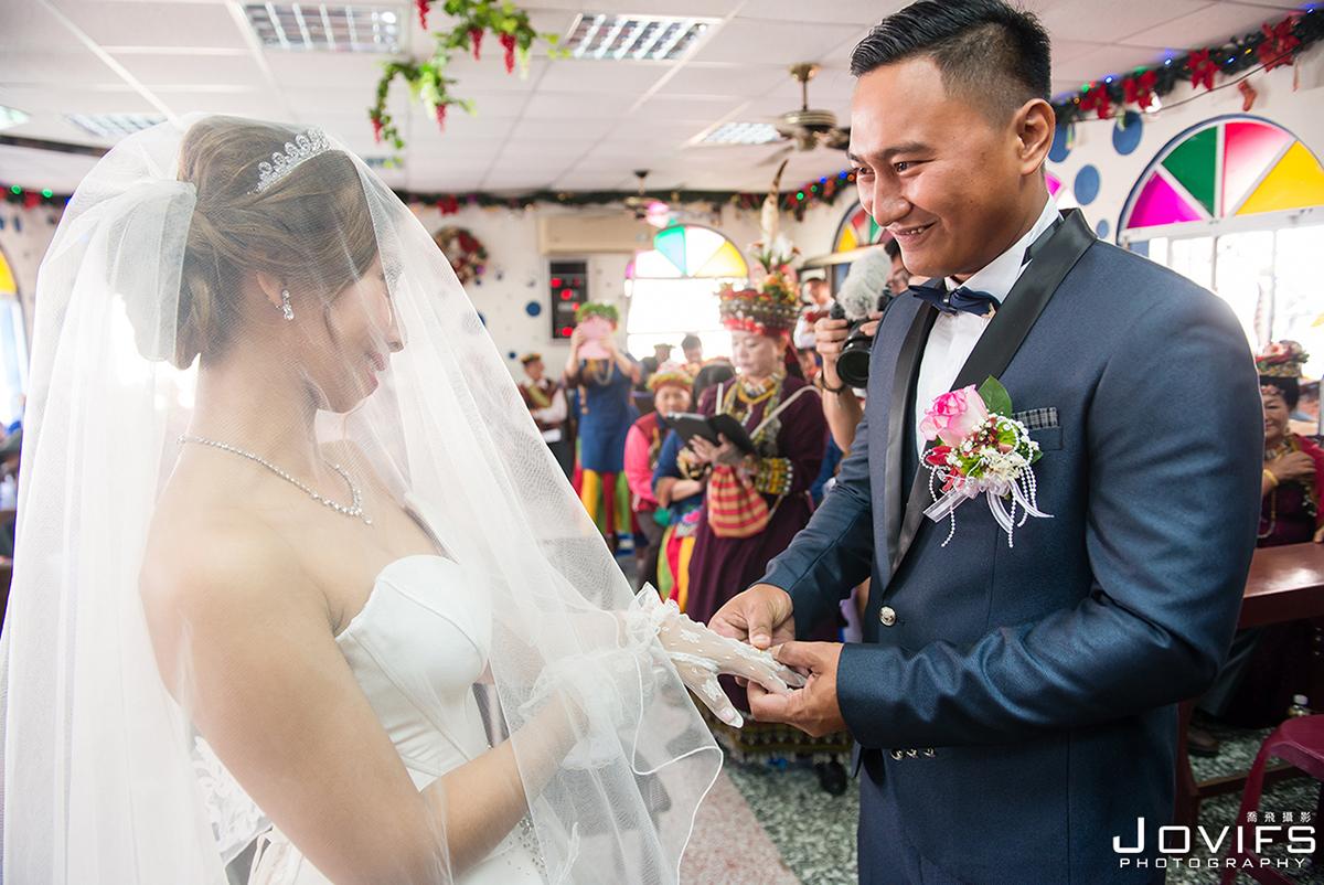 屏東泰武萬安部落,婚禮紀錄,婚攝,原住民婚禮,Jovifs,喬飛攝影